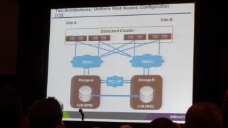 Uniform host access configuration