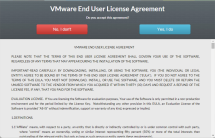 Please read (or not) the EULA and accept